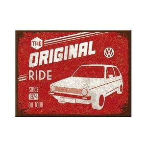 Magneet Volkswagen Golf