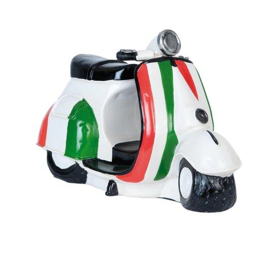 Vespa scooter tafellamp met ledverlichting snoer