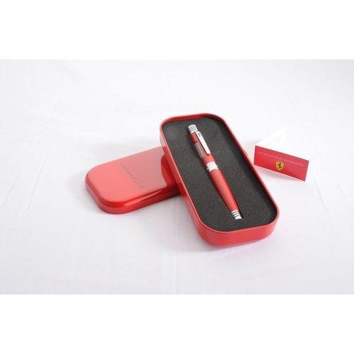 Ferrari Maranello pen in metalen box
