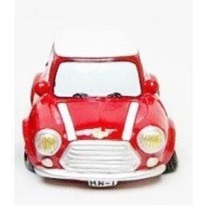 Spaarpot Mini rood