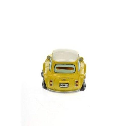 Spaarpot Mini geel