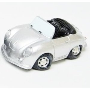 Spaarpot Porsche 356 zilver