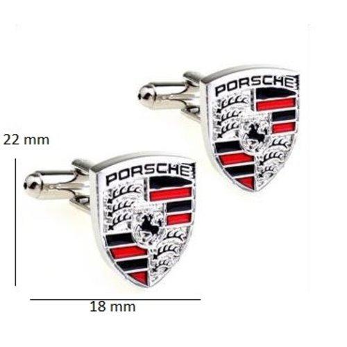 Porsche manchetknopen