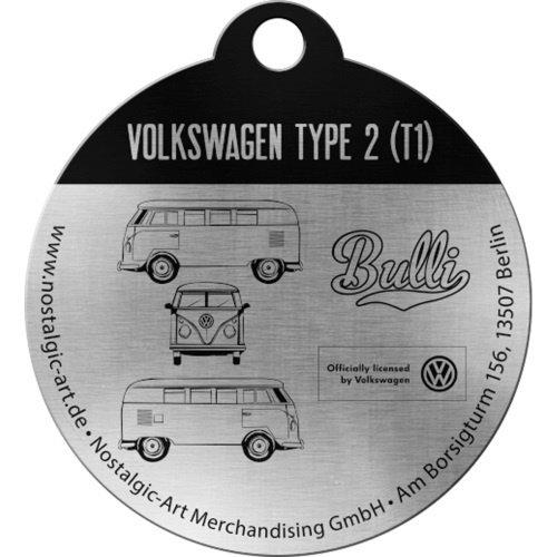 Sleutelhanger VW Bulli Lets Get Lost