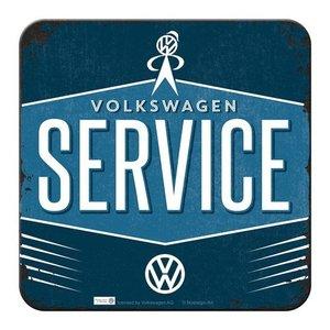 VW Service Onderzetters set