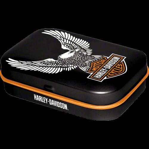 Harley-Davidson Eagle Logo mintbox