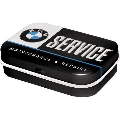 BMW Service mintbox