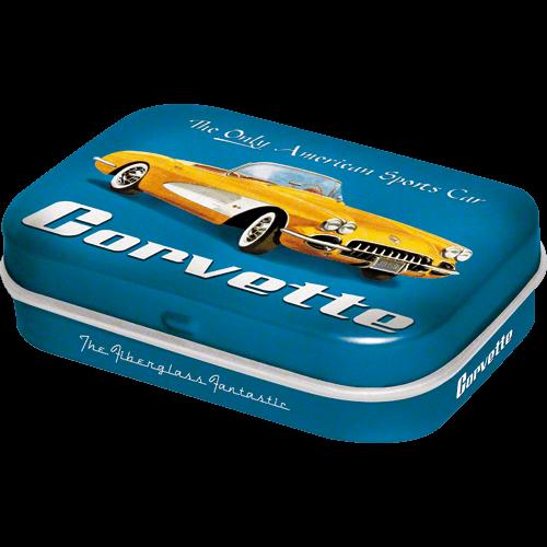 Corvette Yellow mintbox