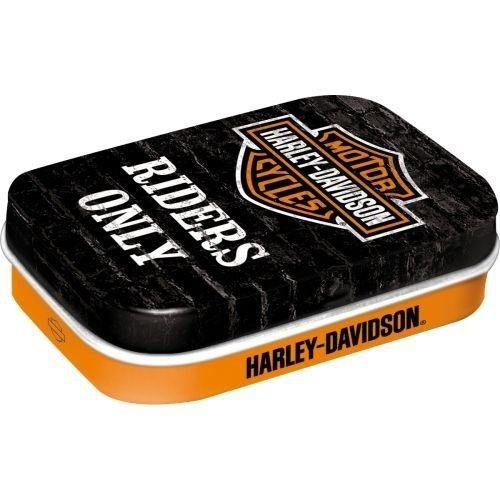 Harley Davidson Riders Only mintbox