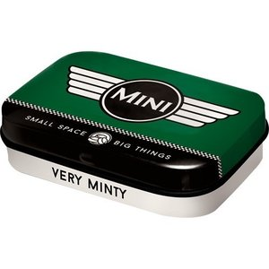 Mini Mini logo green mintbox