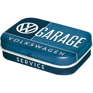 Volkswagen Volkswagen Garage Service MintBox