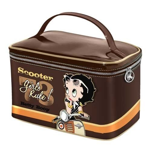 Betty Boop Beautycase scooter 73