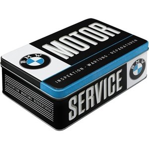 BMW Service Maintenance & Repair metalen box