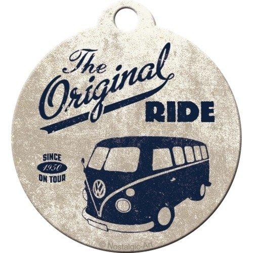 Sleutelhanger VW Bulli The Original Ride Ø 4 cm