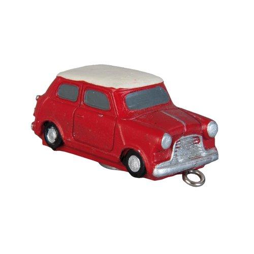 Mini Cooper rode magneet