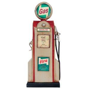 Benzinepomp spaarpot Gasoline