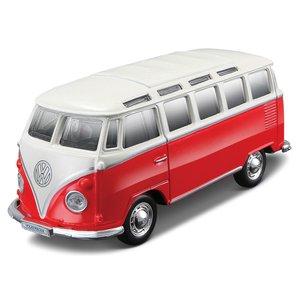 VW T1 Samba Van 1:64