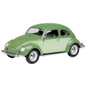 Volkswagen Beetle Classic groen-wit1:43
