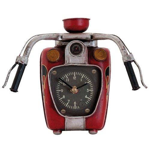Tafelklok benzinetank motor