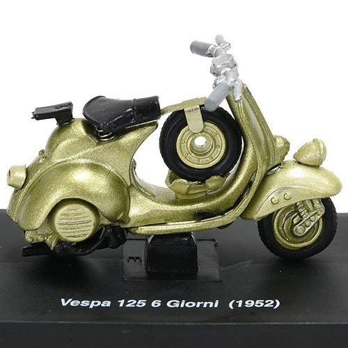 Vespa 125 6 Giorni 1952 miniatuur 1:32