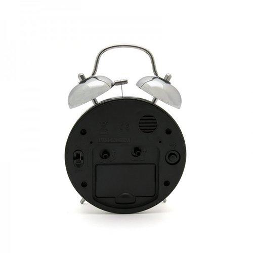 Fiat 500 Retro Alarm Clock Dashboard