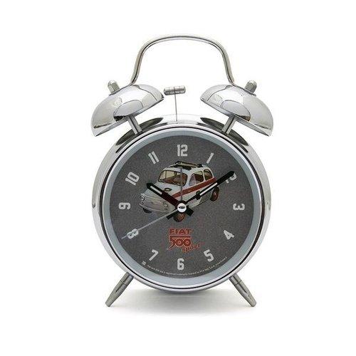 Fiat 500 Retro Alarm Clock Sport