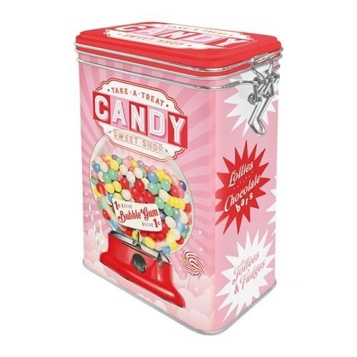 3D Clip Top Box Candy Home & Country