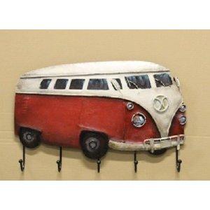 Volkswagen T1 rode  3D kapstok