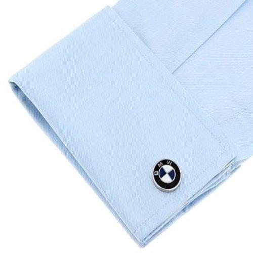 BMW ronde logo manchetknopen