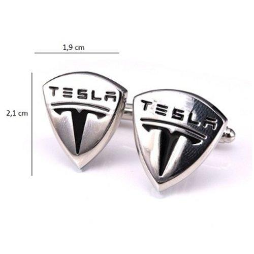 Tesla manchetknopen