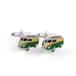 Volkswagen T1 groene manchetknopen