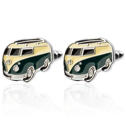 Volkswagen T1 zwarte manchetknopen