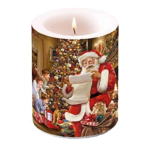 Christmas Eve grote kaars