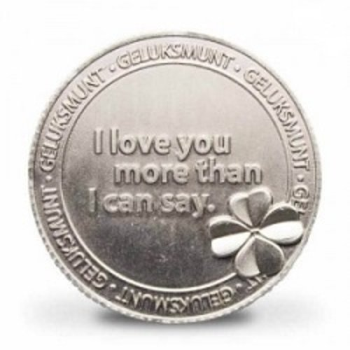 Geluksmunt - I love you