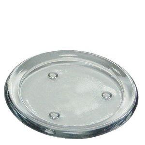 Glazen onderzetter voor grote Ambiente kaars