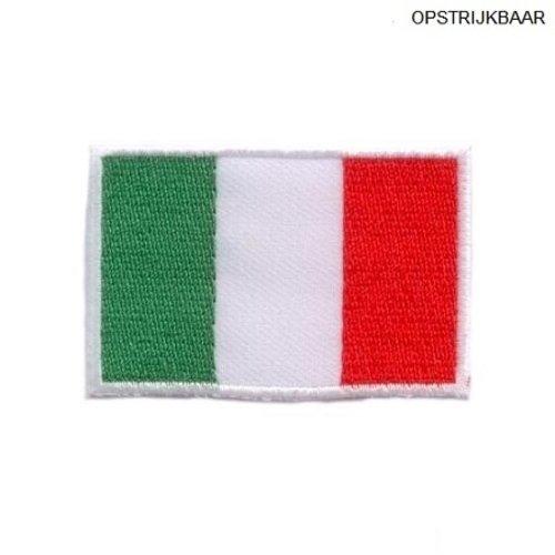 Applicatie Italiaanse Vlag groot