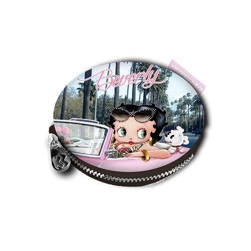 Betty Boop Beverly kleine ronde portemonnee