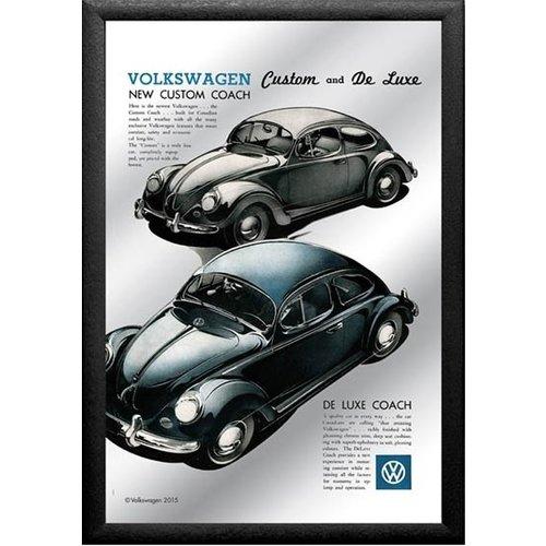 VW Beetle Spiegel Custom and De Luxe