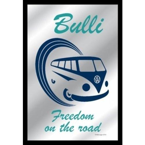 VW Bulli T1 Spiegel Freedom on the Road