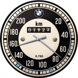 BMW Tachometer Wall Clock Ø 31 cm