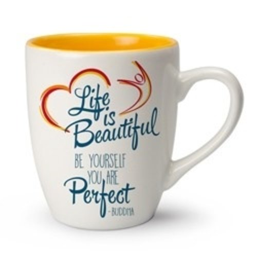 Life is Beautiful mok Be yourself you are perfect - Buddha