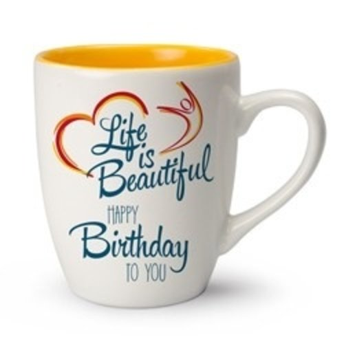 Life is Beautiful mok Happy Birthday to you