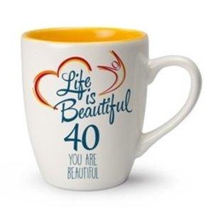 Life is Beautiful mok 40 you are Beautiful