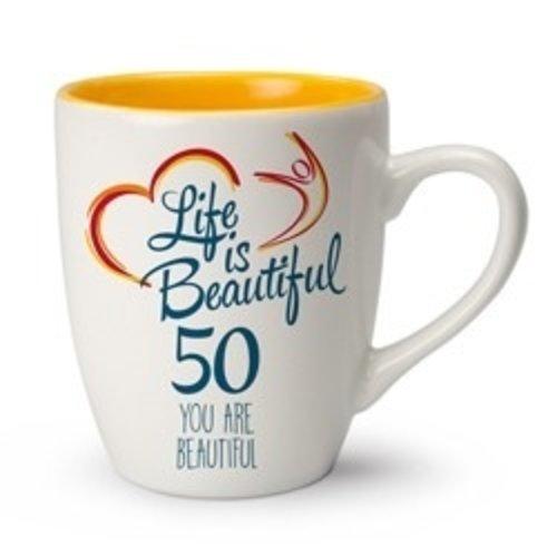 Life is Beautiful mok 50 you are Beautiful