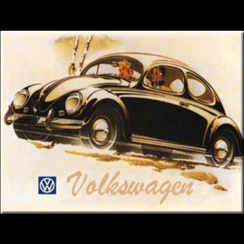 VW Kever magneet