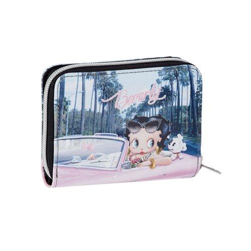 Betty Boop kleine portemonnee Beverly Hills