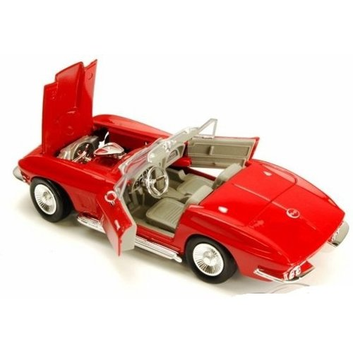 Chevrolet Corvette Cabriolet 1967 1:24