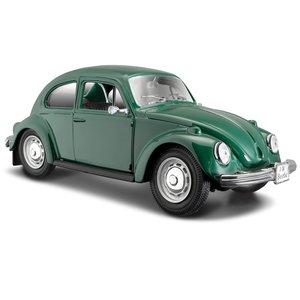 Volkswagen Kever 1973 Groen 1:24