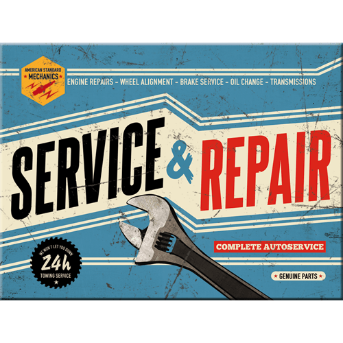 Magneet Service & Repair