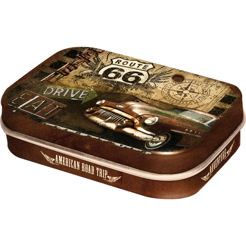 Route 66 American Road Trip mintbox